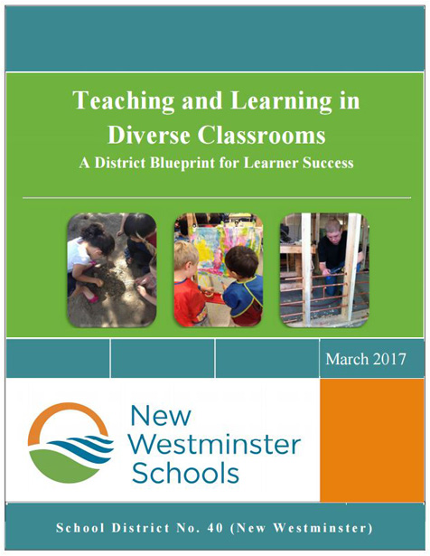 Our Teaching and Learning in Diverse Classrooms blueprint for learner success...