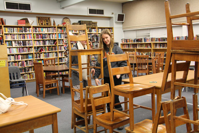 library chairs 400
