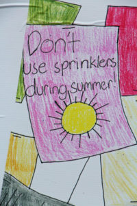 dont use sprinklers 600
